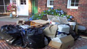 junk removal labor